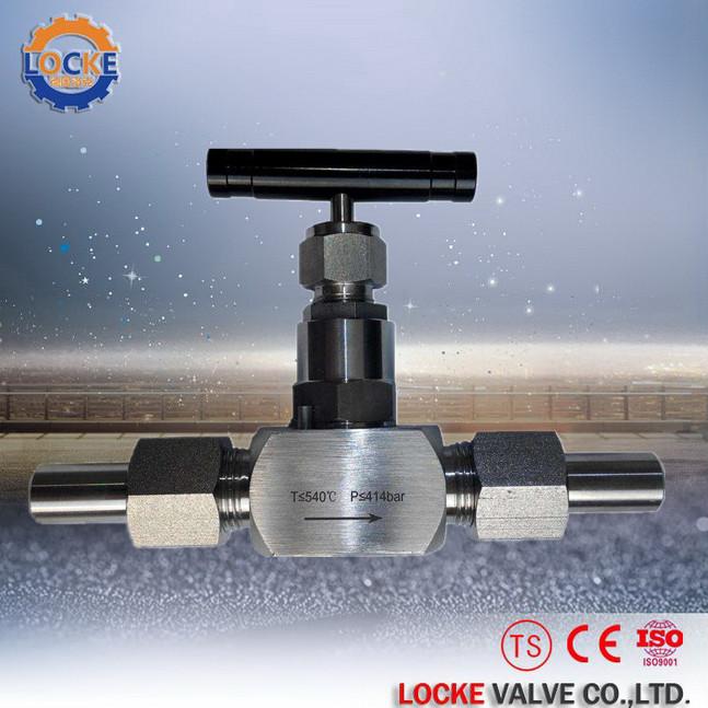 进口波纹管焊接针型阀
