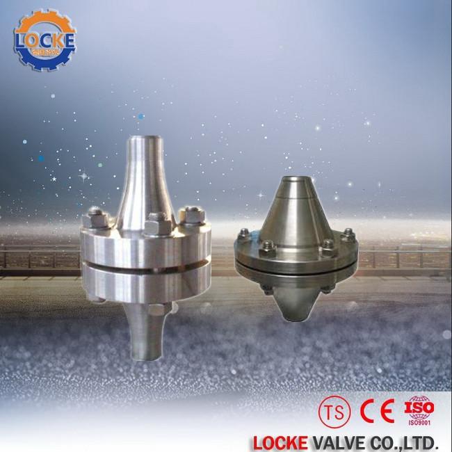 进口对焊式管道阻火器