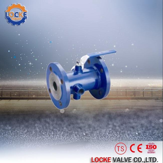 进口保温全焊接球阀