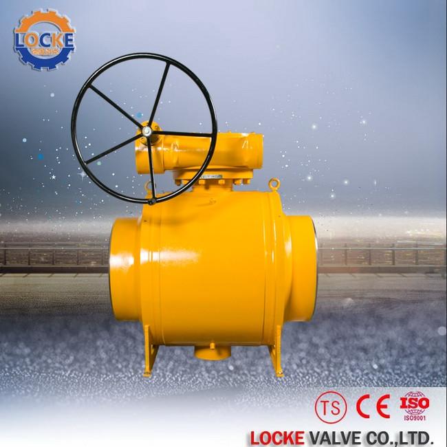 进口焊接热力球阀