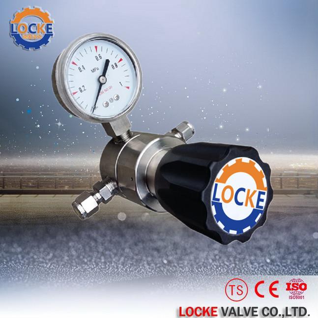 进口二氧化碳钢瓶减压阀