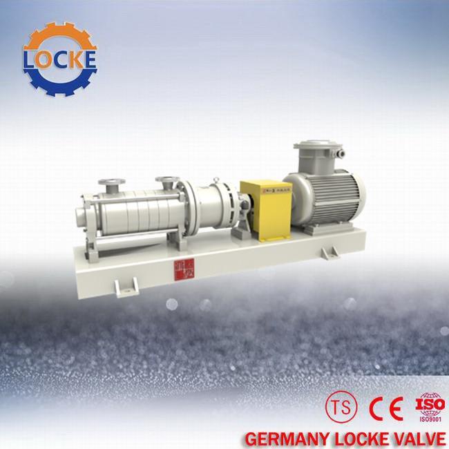 进口无泄漏石油化工流程多级磁力泵