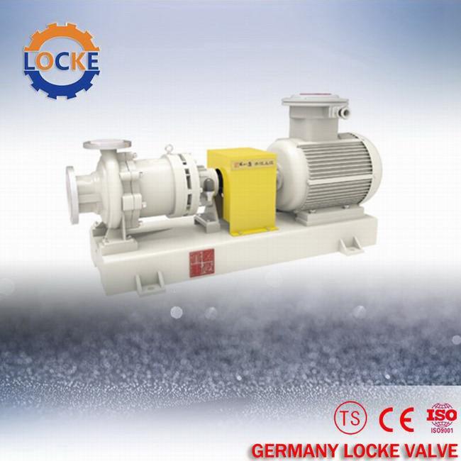 进口石油化工流程衬氟磁力泵