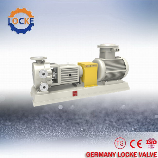 进口衬氟保(高)温离心泵