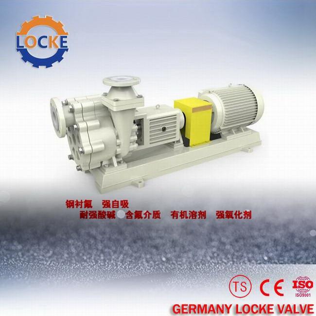 进口氟塑料合金自吸泵