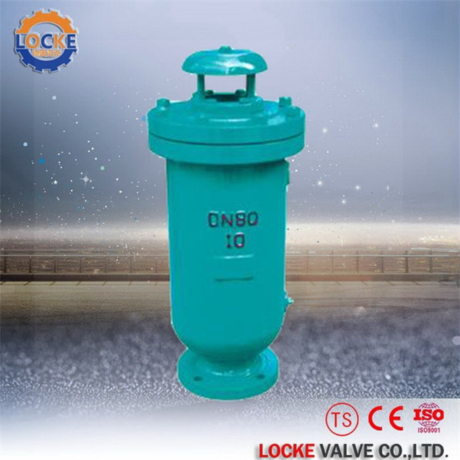 进口污水复合式排气阀