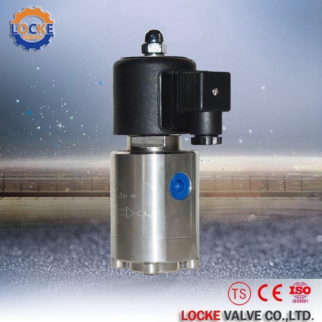 进口高压(超高压)电磁阀