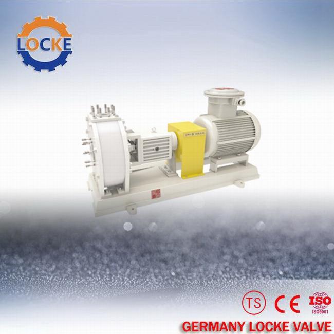 进口耐高温氟塑料离心泵