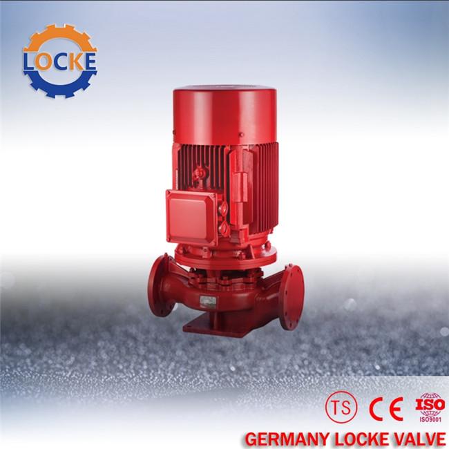 进口立式管道消防泵