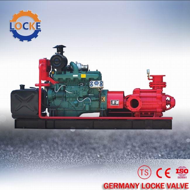 进口柴油机消防泵