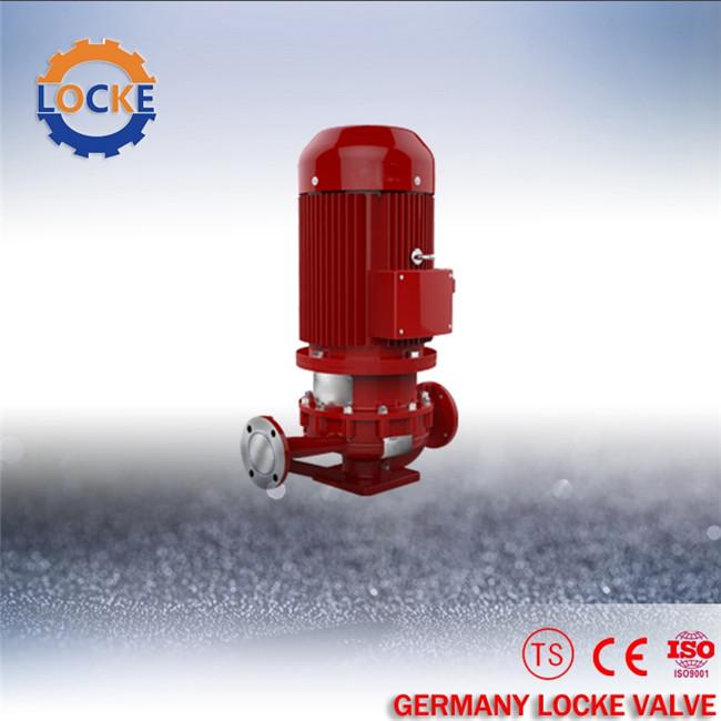 进口立式切线恒压消防泵