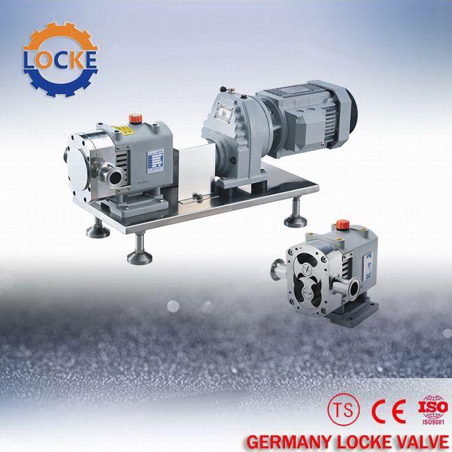 进口不锈钢转子泵