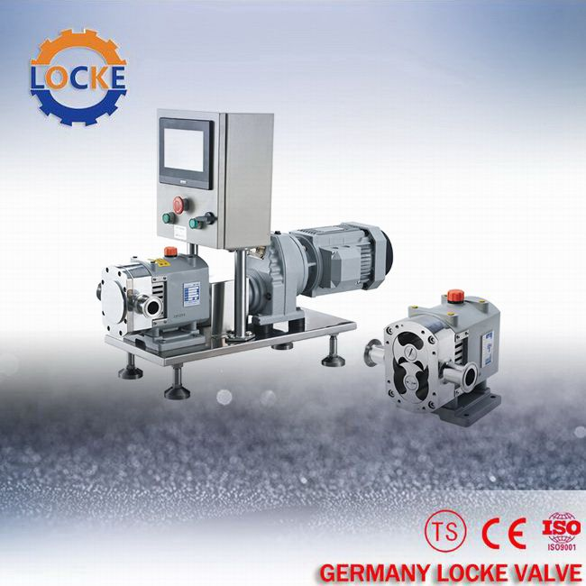 进口变频调速型转子泵