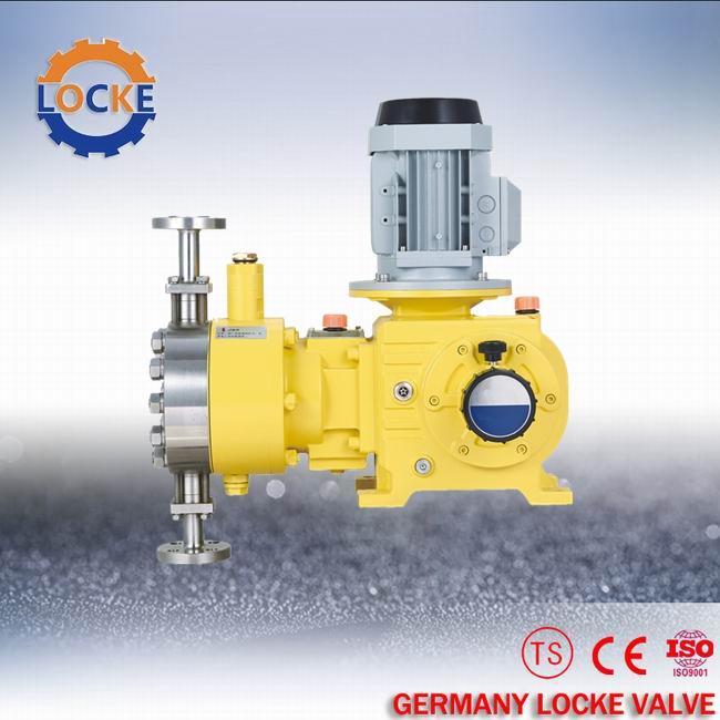 进口液压隔膜式计量泵