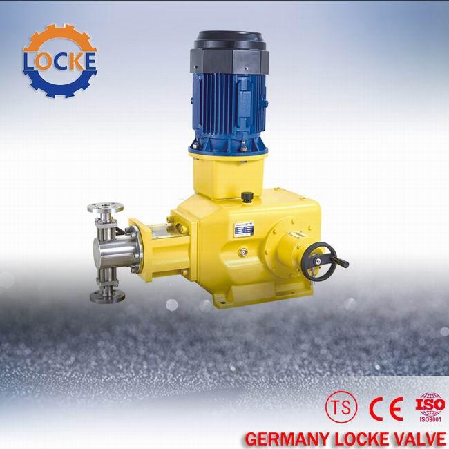 进口LT系列柱塞式计量泵
