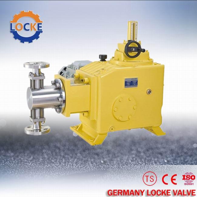 进口L-DR系列柱塞式计量泵