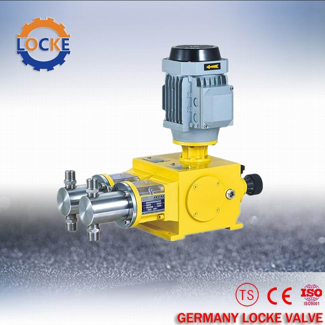 进口2L-X系列柱塞式计量泵