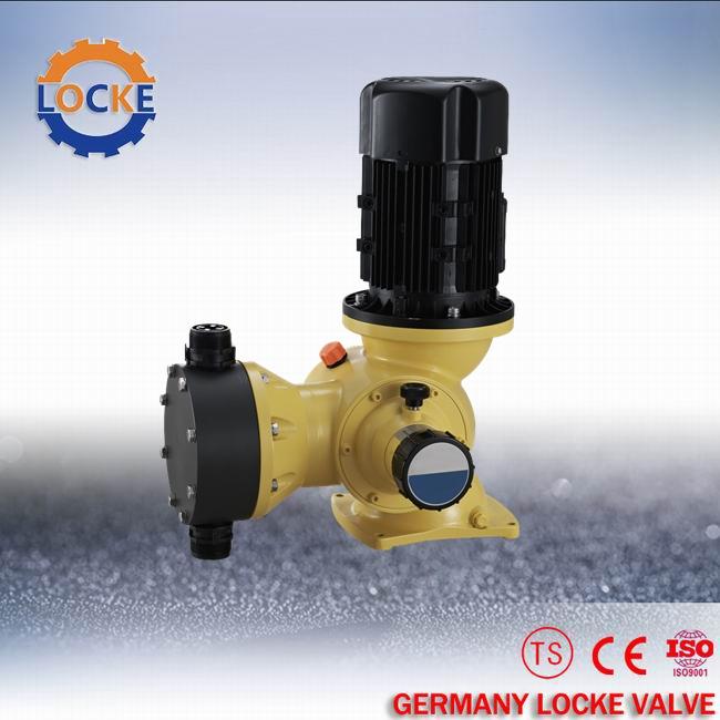 进口LB系列机械隔膜式计量泵