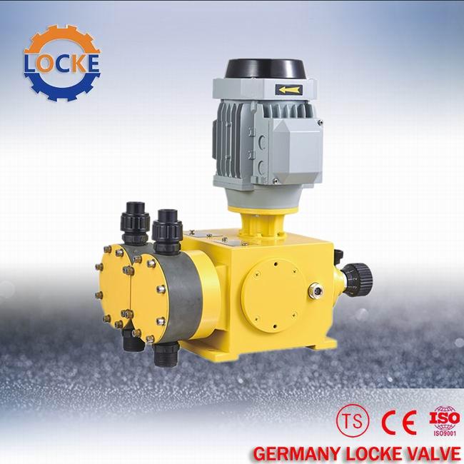 进口2LMX系列机械隔膜式计量泵